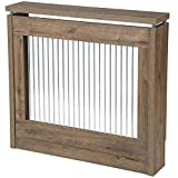 TOP KIT | Cubre radiador Cristian 3090-90 x 84 x 18 | Roble Puccini