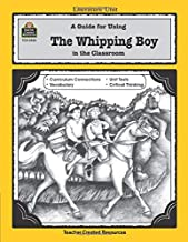 A Guide for Using The Whipping Boy in the Classroom (Literature Units)