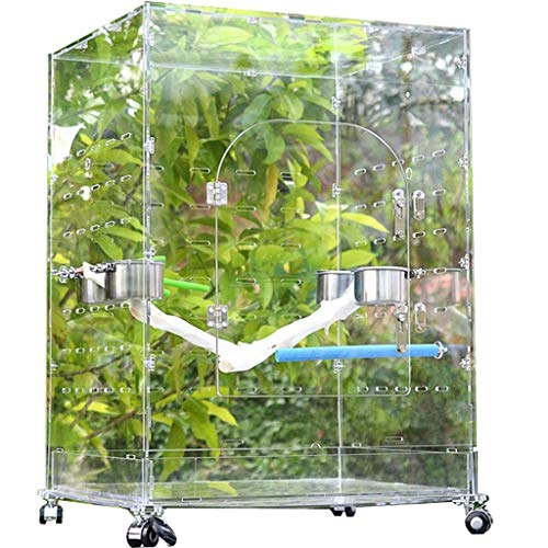 Flight cage for parakeets Parrot Ca…
