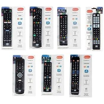 Mando Universal para Television TV Marcas Individuales SIN ...