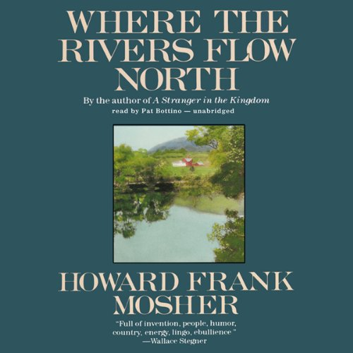 Where the Rivers Flow North audiobook cover art