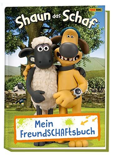 Shaun das Schaf: Mein FreundSCHAFtsbuch: Freundebuch