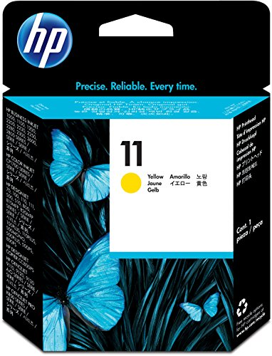 HP 11 gelb Original Druckkopf
