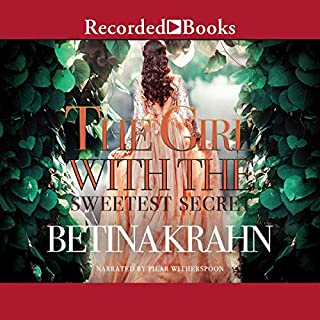 The Girl with the Sweetest Secret audiobook cover art