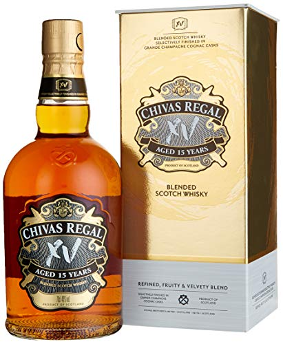 Chivas Brothers Chivas Regal XV 15 Years Old Blended Scotch Whisky (1 x 0.7 l)