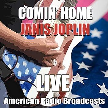 Comin' Home (Live)