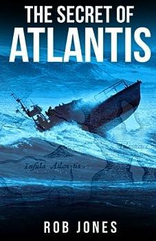 Paperback The Secret of Atlantis (Joe Hawke) Book