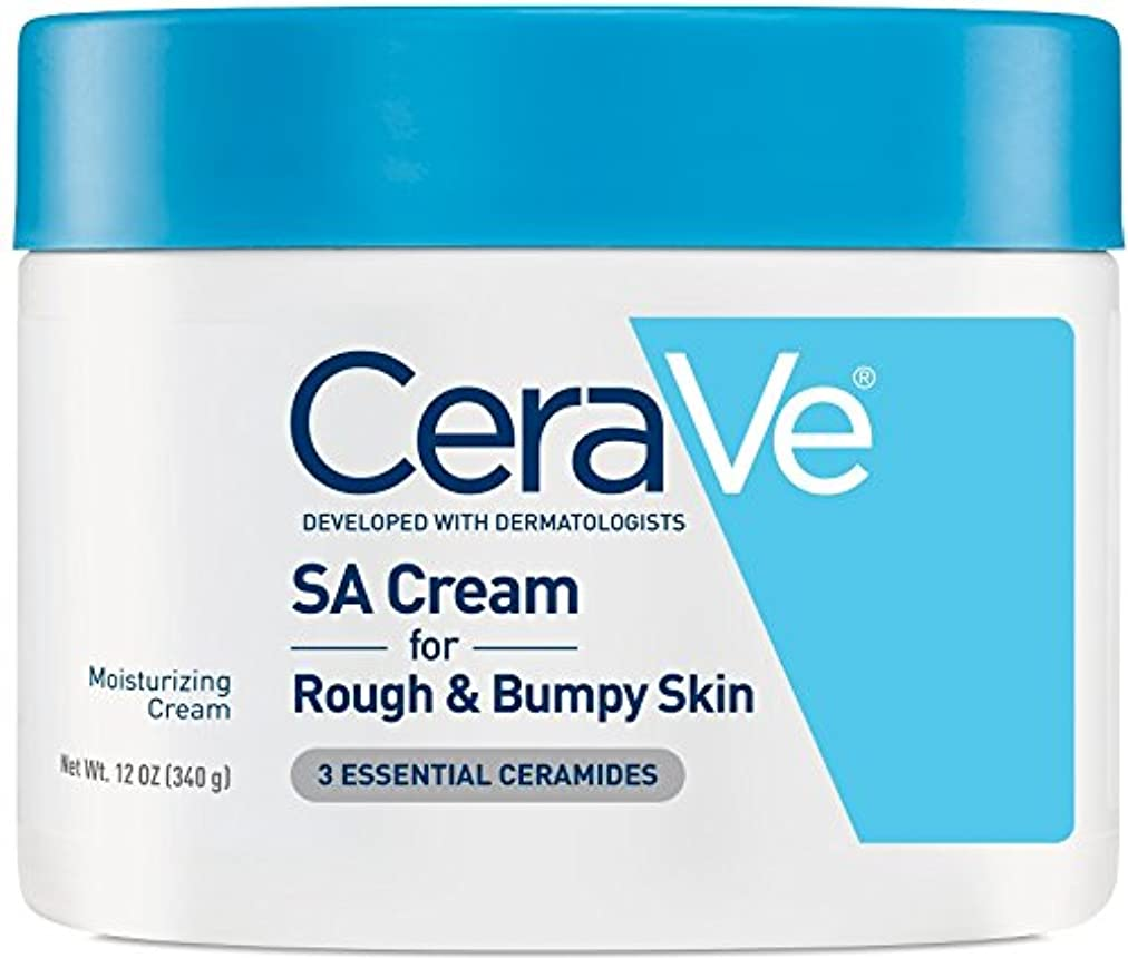 二年生エキゾチックオーラル海外直送品Cerave CeraVe Renewing SA Cream, 12 oz