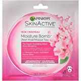 Moisture Bomb Super Hydrating Sheet Mask for Glow-Boosting (Pack of 2)
