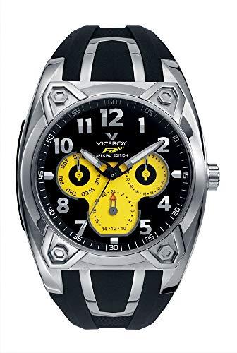 Viceroy 47611-45 - Reloj de Pulsera con Correa de Caucho