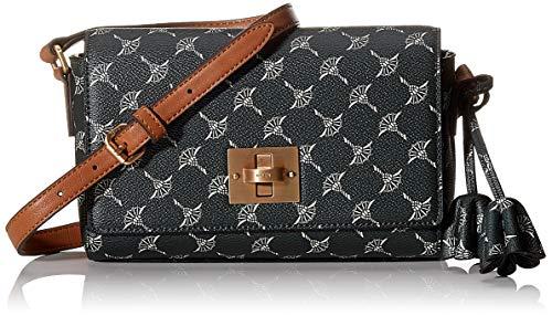 Joop! Schultertasche Cortina Ida aus Kunststoff Damen Handtasche mit Überschlag