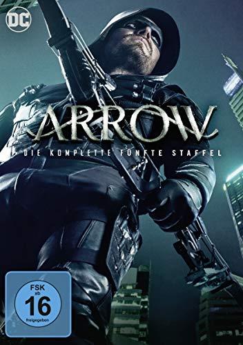 Arrow: Die komplette 5. Staffel [DVD]