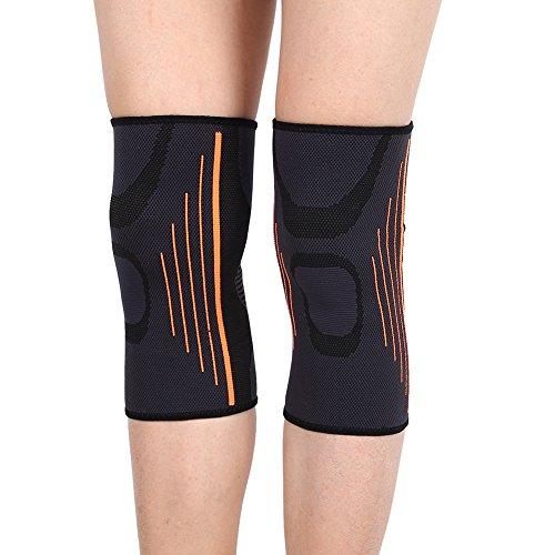 Kottle ginocchio manica (1 coppia)-manicotto di supporto di compressione per sport, sollievo di dolori articolari, lesioni recupero, ginocchiera per uomini e donne