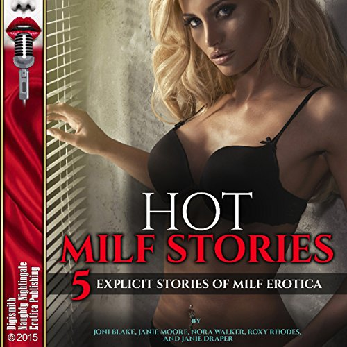 Hot MILF Stories cover art