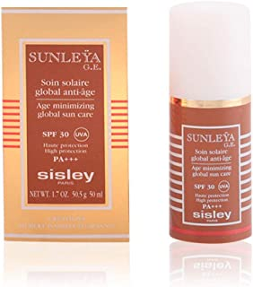 Sisley SPF 30 Sunleya Age Minimizing Global Sun Care Cream for Unisex, High, 1.7 Ounce