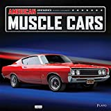 2020 American Muscle Cars Wall Calendar, by BrownTrout