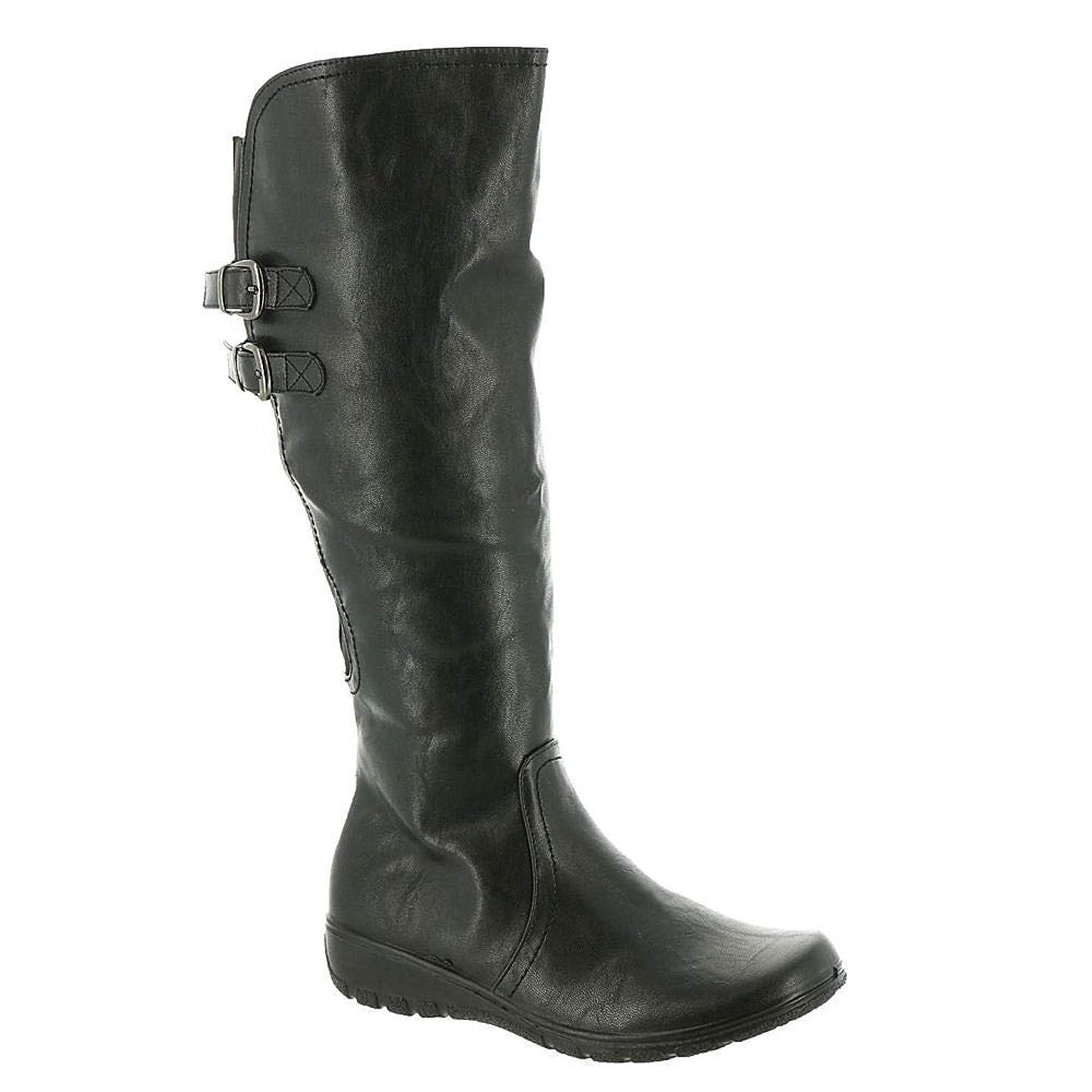 うねる城蜂[Easy Street] Women's Tess Plus Mid Calf Boot [並行輸入品]