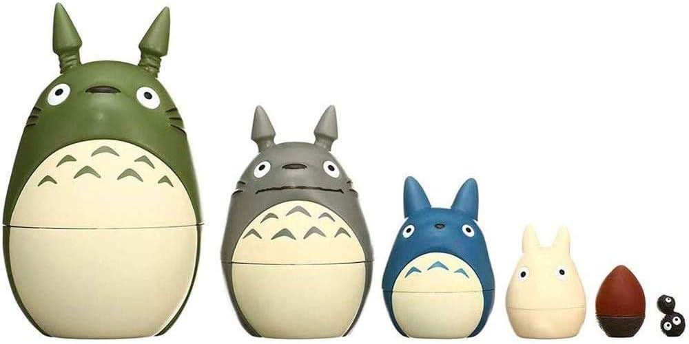 SQX My Some reservation Neighbor Totoro Nesting Doll Regular discount Anime Kit Figure M Japanese