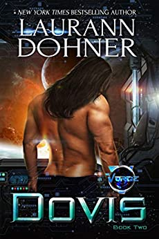 Dovis (The Vorge Crew Book 2) by [Laurann Dohner, Dar Albert, Kelli Collins]