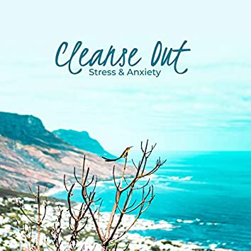 Cleanse Out Stress & Anxiety - Healing Music for Meditation, Relaxation, Stress Relief, Sleep Music