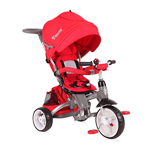 Lorelli 10050300004 driewieler, uitbreidbaar, voor baby/kinderen, Hot Rock