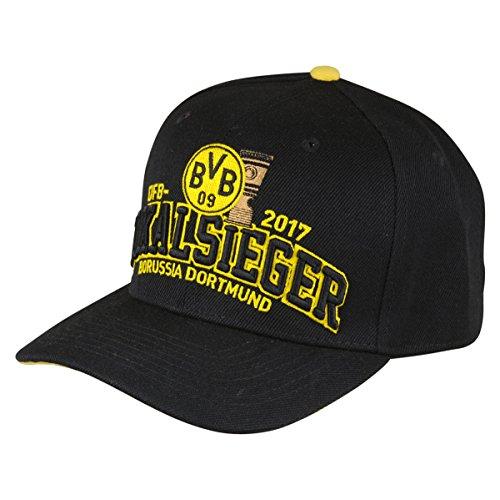 Borussia Dortmund BVB-Kappe zum DFB-Pokalsieg 2017