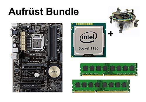 Aufrüst Bundle - ASUS H97-PRO + Intel Core i7-4790K + 4GB RAM #95042