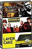 Layer Cake / Snatch / Arnaques, crimes et botanique - Tripack 3 DVD