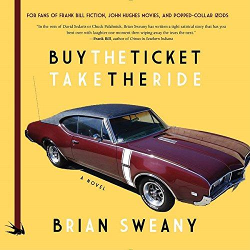 Buy the Ticket, Take the Ride audiobook cover art