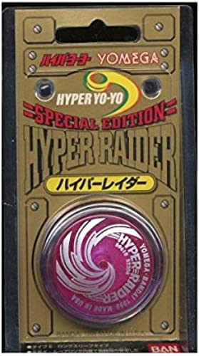 Hyper Hyper Yo-Yo Raider (Clear and Rosa) (japan import)