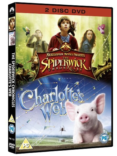 The Spiderwick Chronicles/Charlotte's Web [DVD]