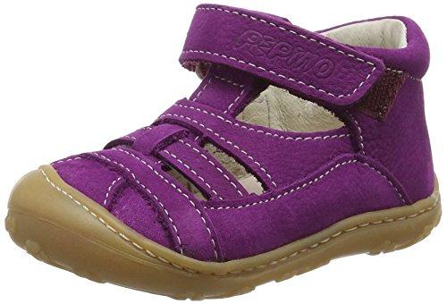 Ricosta Lani, Mädchen T-Spangen Sandalen, Violett (violett 379), 19 EU (3 Kinder UK)
