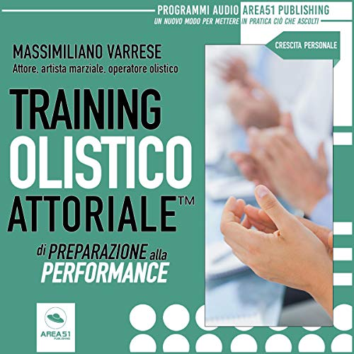 Training Olistico Attoriale audiobook cover art