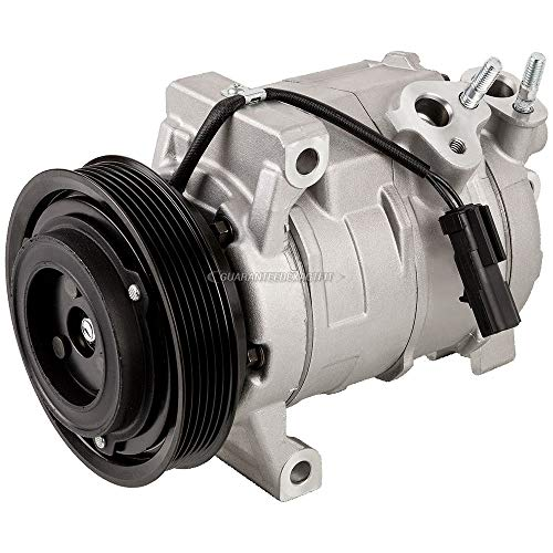 AC Compressor & A/C Clutch For Dodge Ram 5.7L 6.4L Hemi V8 2010 2011 2012 2013 2014 2015 - BuyAutoParts 60-03239NA New