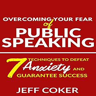 Overcoming Your Fear of Public Speaking cover art