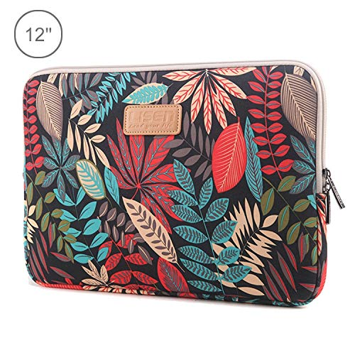 QYGGGlaptop bag Laptop Bag Lisen 12 inch Sleeve Case Ethnic Style Multi-color Zipper Briefcase Carrying Bag, For iPad,For Macbook,For Samsung,For Lenovo,For Sony,For DELL Alienware,For CHUWI,For ASUS,