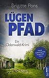 'Lügenpfad: Ein Odenwald-Krimi (Frank...' von 'Brigitte Pons'