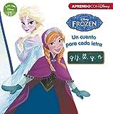 Frozen. Un cuento para cada letra: g/j, ll, y, ñ (Leo con Disney - Nivel 1)...