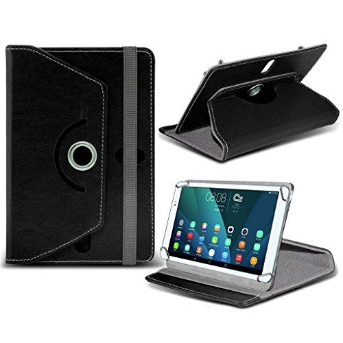(Schwarz) Asus zenPad S 8.0 (Z580CA) (4 GB RAM) [8 Zoll] Tasche Fall hŸlle [Standplatz -hŸlle] fŸr Asus zenPad S 8.0 (Z580CA) (4 GB RAM) [8 Zoll] Tablet PC Kasten-Abdeckung [Standplatz -hŸlle] strapazierfŠhigem Synthetik-PU Leder-360 Roatating Abdeckung Tasche Fall hŸlle [Standplatz -hŸlle] mit 4 Federn von i- Tronixs