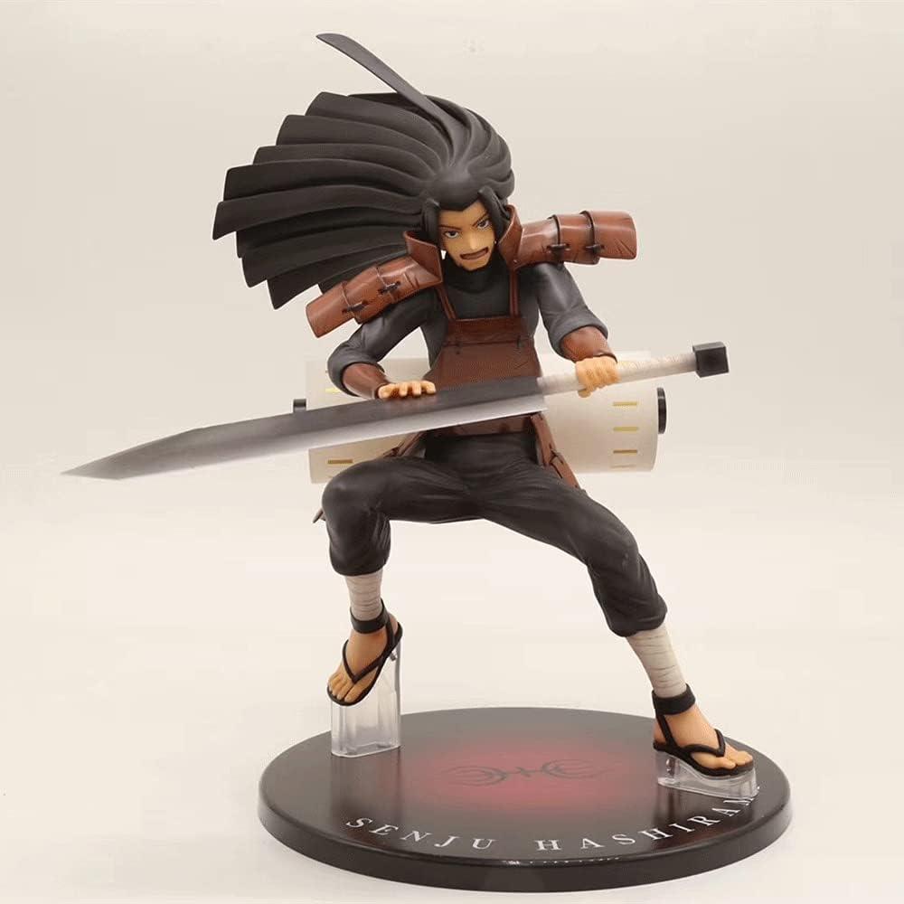 WANGCH 2nd Generation Senju First Hashirama Fi Naruto Safety In stock and trust