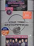 Star Trek Enterprise - The Complete First Season (2001) - with Best Buy Bonus Disc