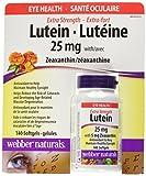 Webber naturals Lutein 25 miligram 140...
