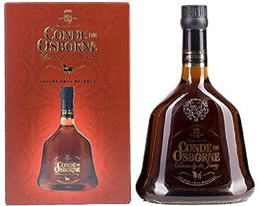 Brandy Solera Gran Reserva D.O. Jerez Conde de Osborne - 1 botella de 70 cl