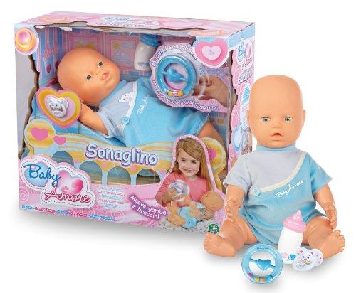 Ceppi Ratti CCP19344 - Baby Amore Sonaglino