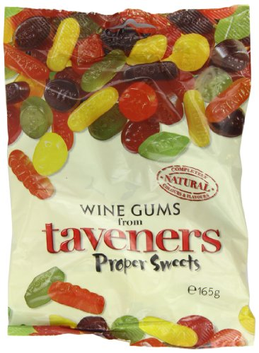 Taveners Wine Gums, 5.8 oz., Two bags