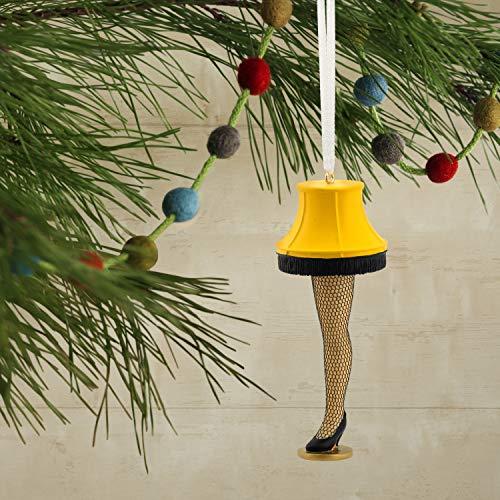 Hallmark Christmas Ornaments, A Christmas Story Leg Lamp Ornament