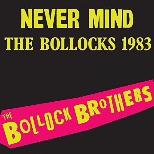 Never Mind The Bollocks ( LP )