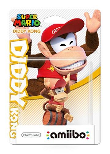 Amiibo 'Super Mario' - Diddy Kong