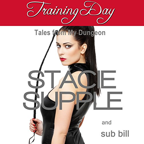 Training Day audiobook cover art