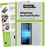 dipos I 6X Schutzfolie matt kompatibel mit Microsoft Lumia 950 Folie Bildschirmschutzfolie